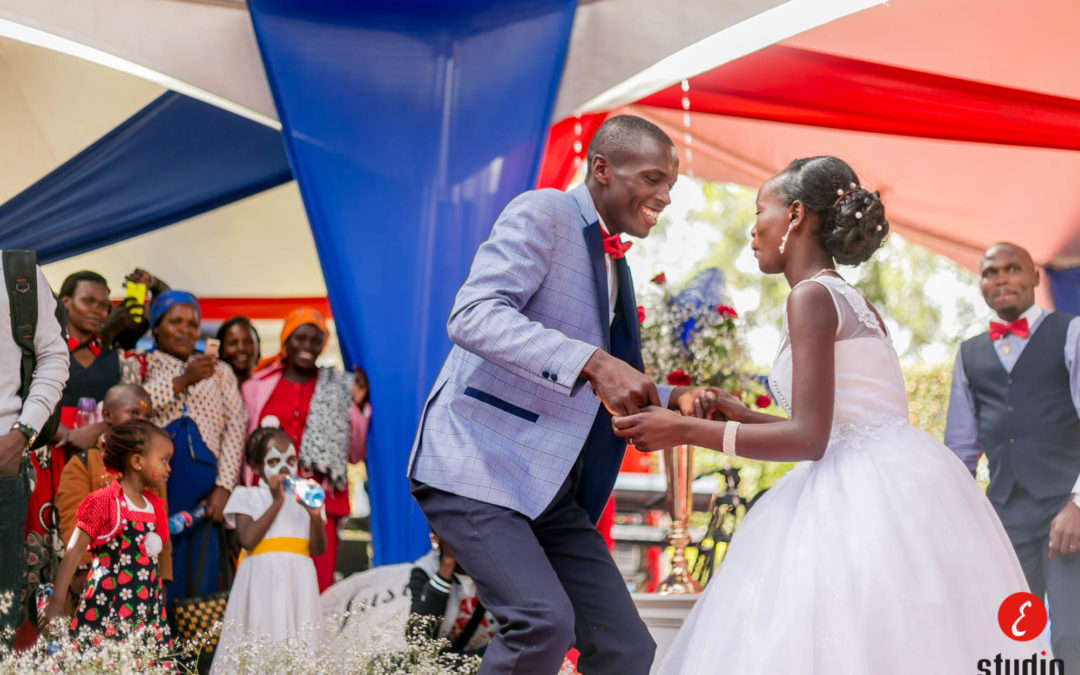 from 100bob wedding to a fairy tale